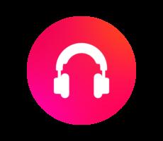 AI Headphones -Lower volume when someone's talking